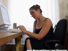 mature teacher seduces youthful student