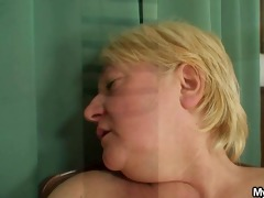 she is catches her fellow and mom fucking