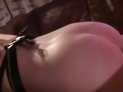 beauty acquires som flogging and fucking