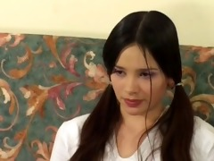 russian hairy legal age teenager with old and