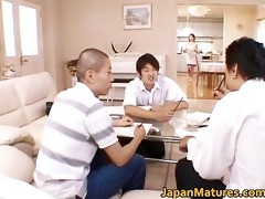 miki sato real asian mother part5