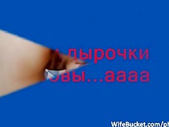 russian couple homemade sex tape