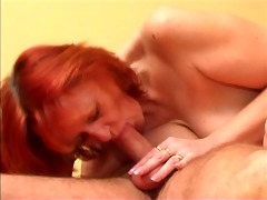 redhead mama willing for sex
